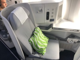 Clean Nordic business class