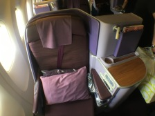 Royal purple for royal accommodations